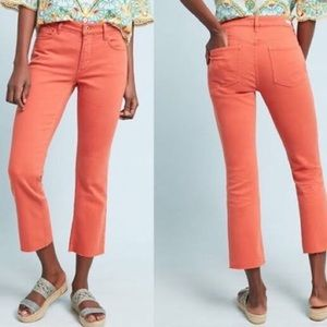 Anthropologie   Pilcro & the L. Cropped boot cut
